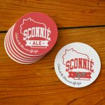 2 Sided Coaster (pack of 10) - 3.99